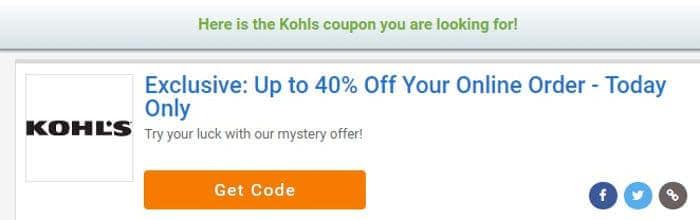 mystery offer