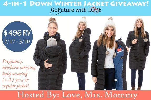 winter women's jackets