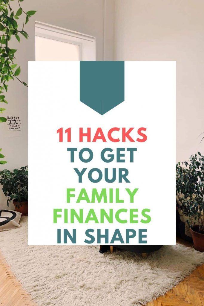 family finances pinterest