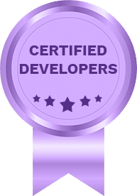 certified developers