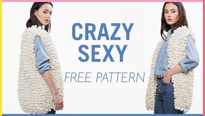 Plush Polly Vest Free Pattern