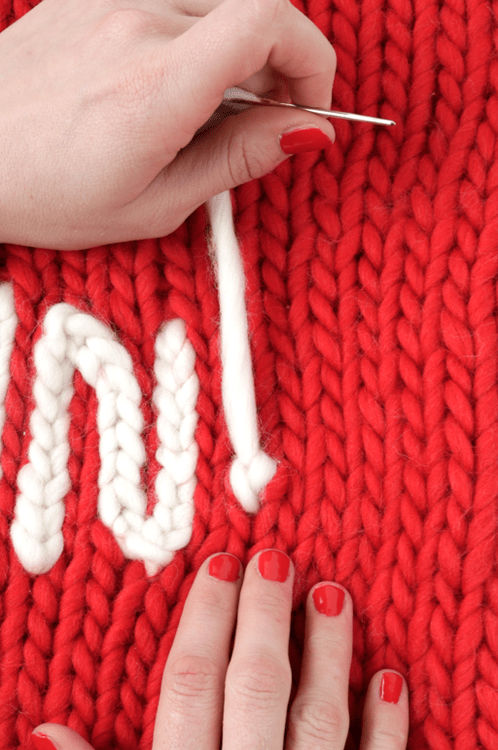 Learn how to chain stitch with our step by step guide