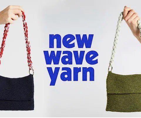 Shelly Yeah Bag Free Knitting Pattern
