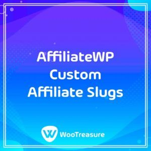 AffiliateWP Custom Affiliate Slugs WordPress Plugin