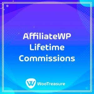 AffiliateWP Lifetime Commissions WordPress Plugin