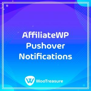 AffiliateWP Pushover Notifications WordPress Plugin