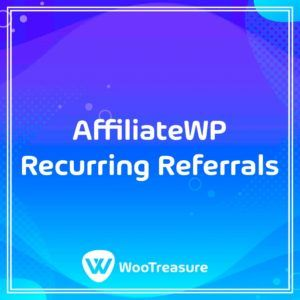 AffiliateWP Recurring Referrals WordPress Plugin
