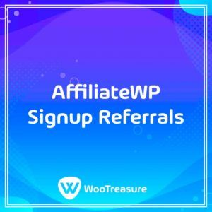 AffiliateWP Signup Referrals WordPress Plugin