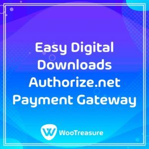 Easy Digital Downloads Authorize.net Payment Gateway
