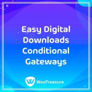 Easy Digital Downloads Conditional Gateways