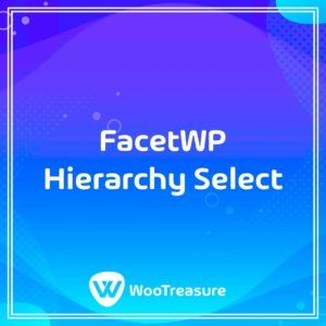 FacetWP Hierarchy Select