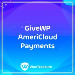 GiveWP AmeriCloud Payments