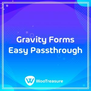 Gravity Forms Easy Passthrough