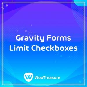 Gravity Forms Limit Checkboxes