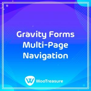 Gravity Forms Multi-Page Navigation