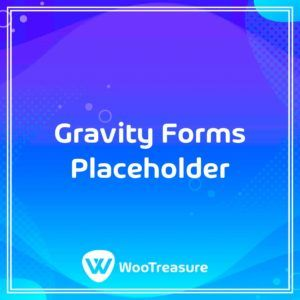 Gravity Forms Placeholder