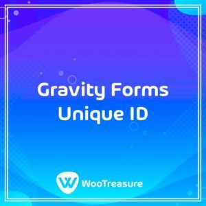 Gravity Forms Unique ID