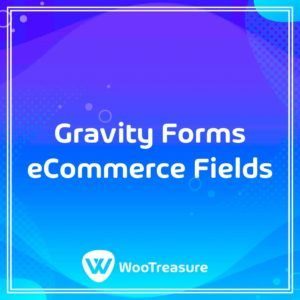 Gravity Forms eCommerce Fields