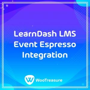 LearnDash LMS Event Espresso Integration