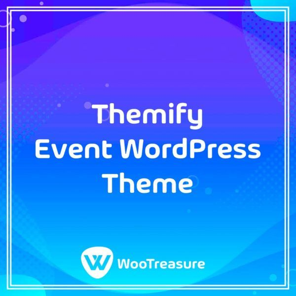 Themify Event WordPress Theme