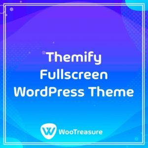 Themify Fullscreen WordPress Theme
