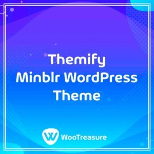 Themify Minblr WordPress Theme