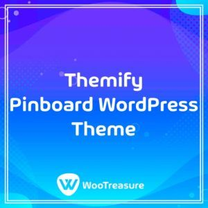 Themify Pinboard WordPress Theme