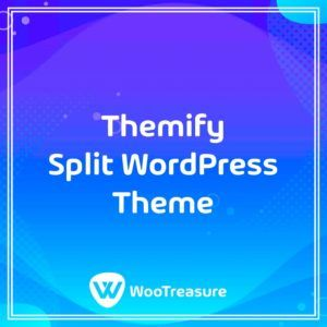 Themify Split WordPress Theme