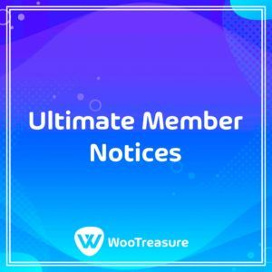 Ultimate Member Notices