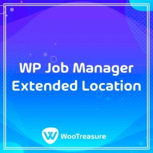 WP Job Manager Extended Location WordPress Plugin
