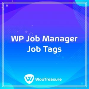 WP Job Manager Job Tags WordPress Plugin