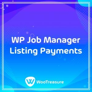 WP Job Manager Listing Payments WordPress Plugin