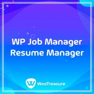 WP Job Manager Resume Manager WordPress Plugin