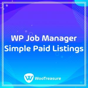 WP Job Manager Simple Paid Listings WordPress Plugin