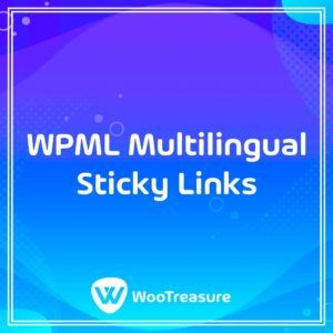 WPML Multilingual Sticky Links