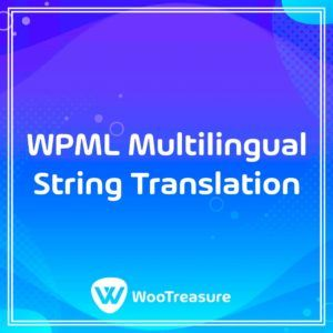 WPML Multilingual String Translation