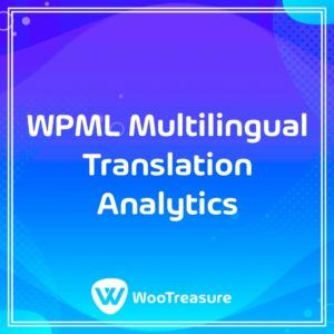 WPML Multilingual Translation Analytics