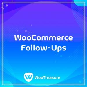 WooCommerce Follow-Ups