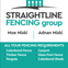 Straightline Fenecing Group's profile picture