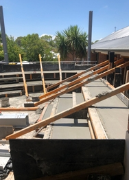 Home Renovation Concrete job in Woolooware, NSW by G&H Concreting