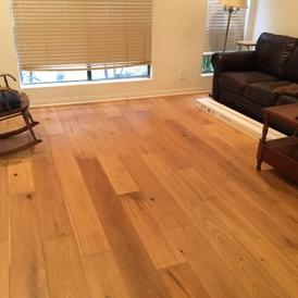 Santa Monica High End Residential Job By Precision Hardwood Floors Torrance California