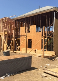 New Home Construction Carpentry job in Covina, CA by Empower Building Company