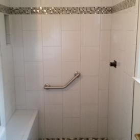 Santa Clarita High End Residential Job By Et Ceramic Tile Stone Custom Master Bathroom