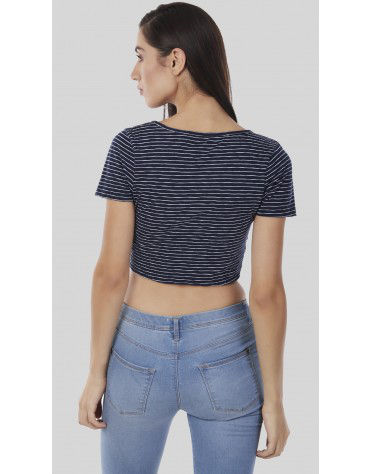 SbuyS - Twisted Crop Top