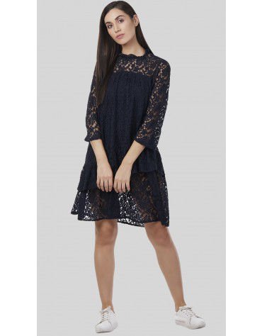 SbuyS - Layered Lace Dress