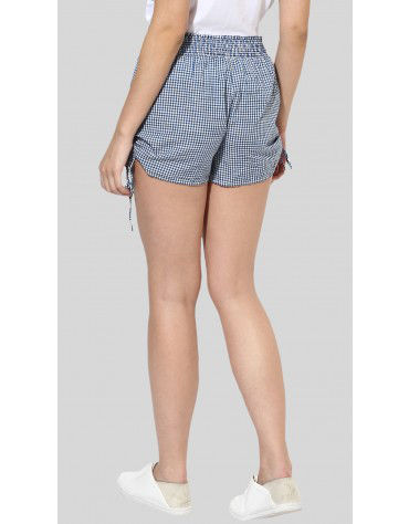 SbuyS- Gingham Shorts