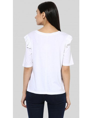 SbuyS  - Embroidered T-Shirt