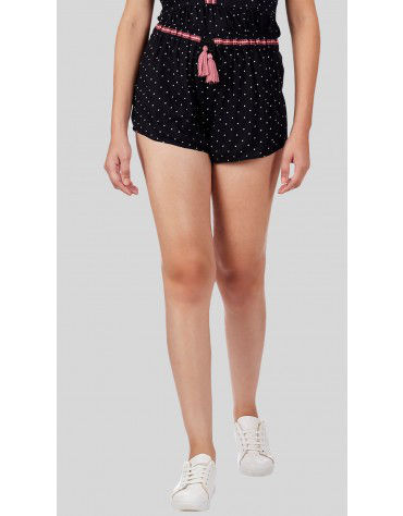 SbuyS  - Polka Dot Co-ords Shorts Set