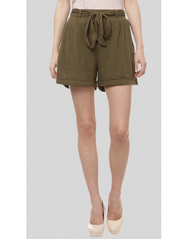 SbuyS - Tie Front Shorts