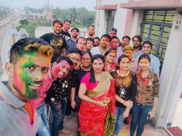 Holi Celebration 1
